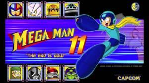 Not a real Mega Man game.
