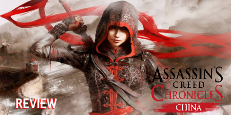 AC Chronicles China Review Logo