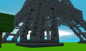 Cube Creator 3D Eiffel Tower 2