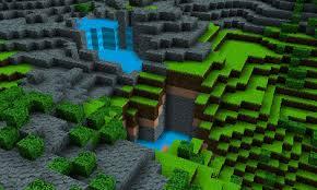 Cube Creator 3D Landscape