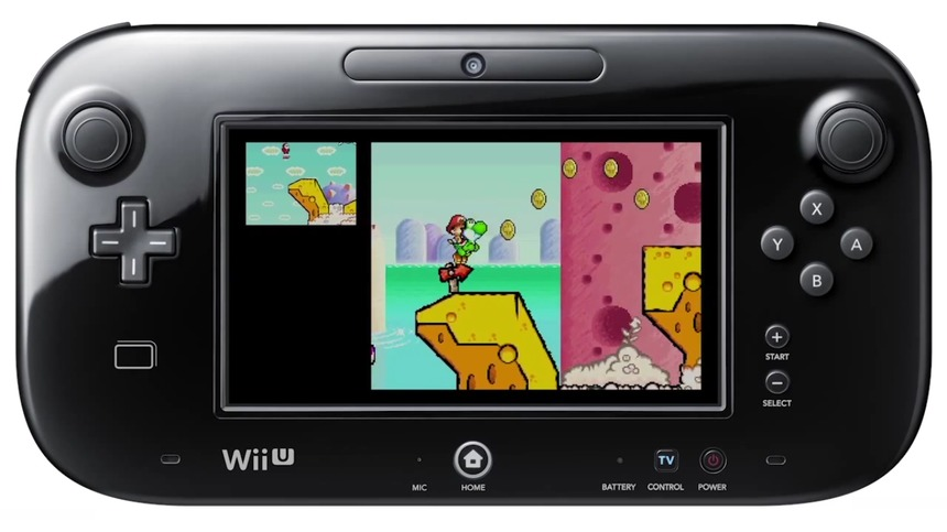 how to play ds games on wii u