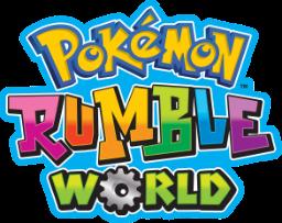 Pokemon Rumble World Logo