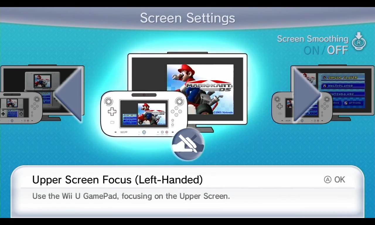 Wii U Nintendo Ds : Nintendo and ds games on wii u now