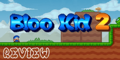 Bloo Kid Logo