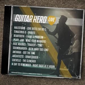 Guitar hero Live Tracklist 2
