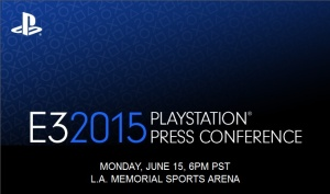 PlaystationE32015