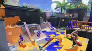 Splatoon eshop