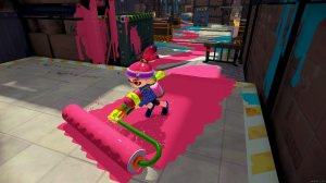 SPlatoon Paint Roller