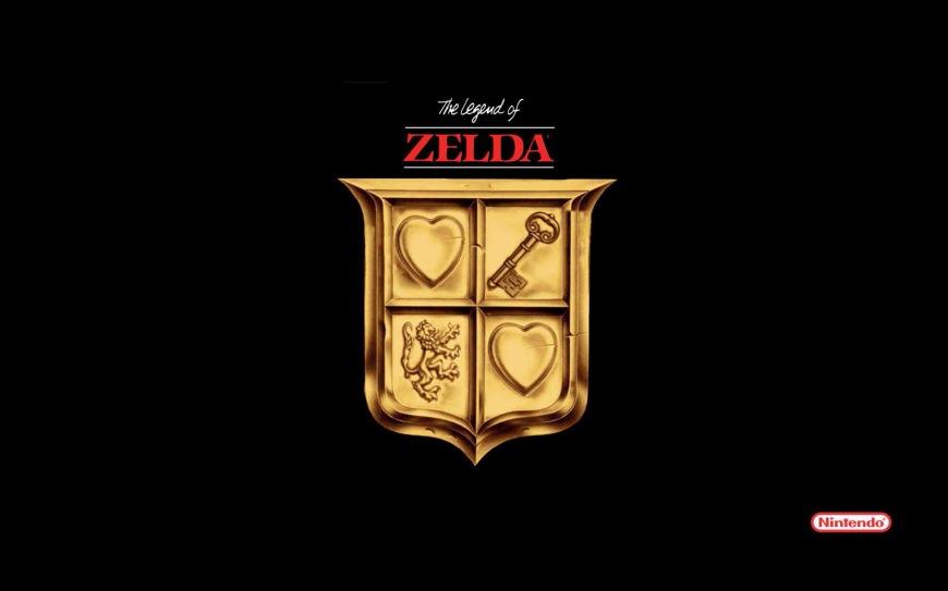 Zelda Featured Logo