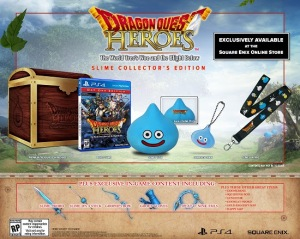 DQ Heroes Collectors Edition