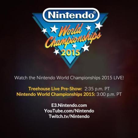 NintendoWorldChampionshipsPreShow