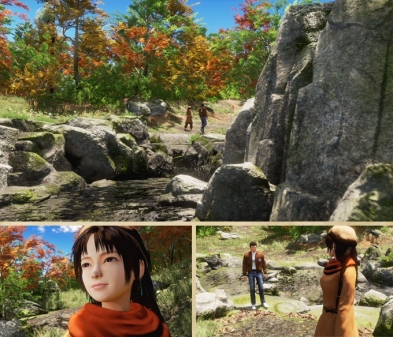 Shenmue3FirstScreens