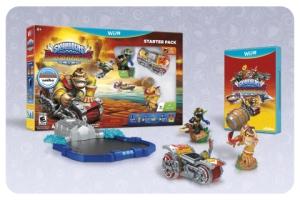Skylanders Superchargers Nintendo Figures