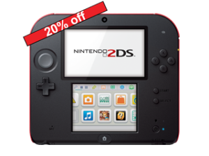 2DS-20%off