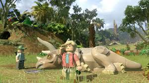 LEGO Jurassic World 1