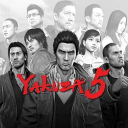 Yakuza 5 Header