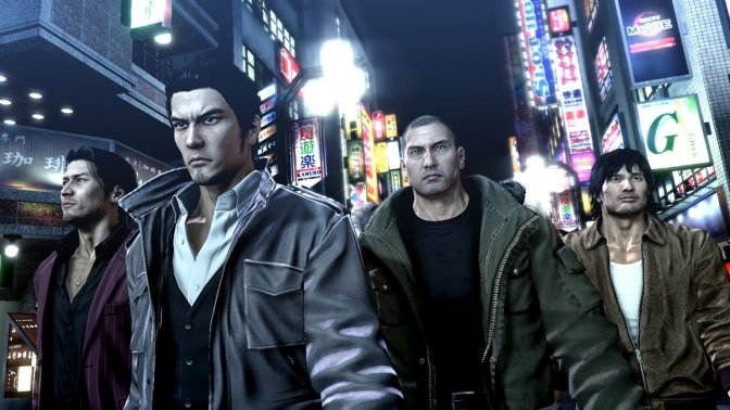 Contest: Win a copy of Yakuza 5 for PlayStation 3!