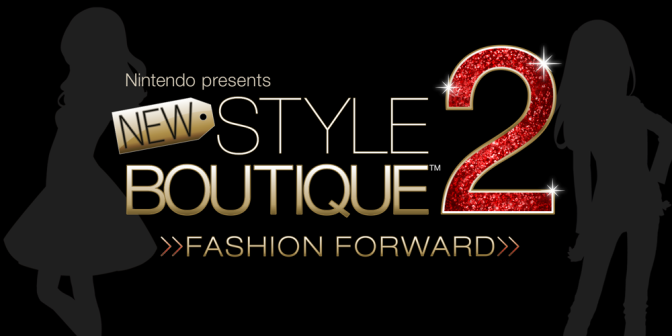 New Style Boutique 2: Fashion Forward Review (3DS)