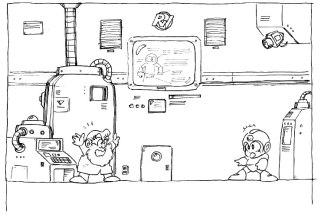 Mega Man Legacy Collection Concept
