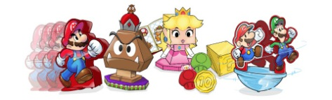 Mario and Sonic Toys