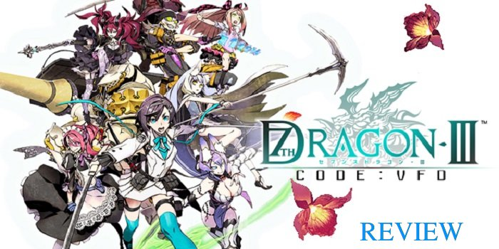 7th Dragon III Review Logo