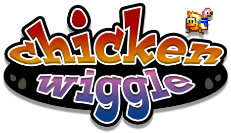 Chicken Wiggle Logo