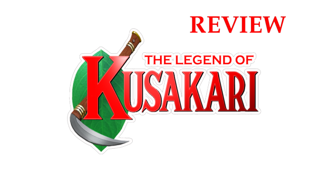 The Legend of Kusakari Review (3DS)