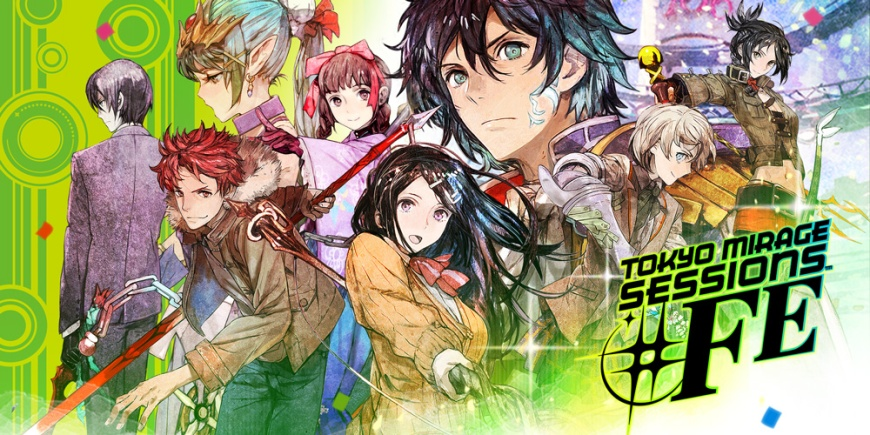 Tokyo Mirage Sessions logo