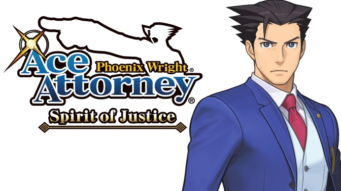 Phoenix Wright: Ace Attorney – Spirit of Justice Review (3DS)