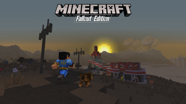 minecraft-fallout