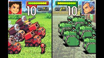 Advance Wars Battle
