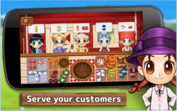 Harvest Moon Customers