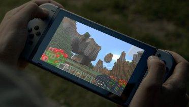 Minecraft Switch 2