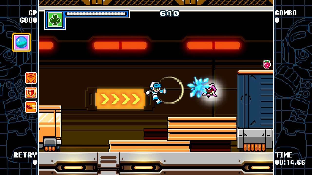 Mighty Gunvolt Review 1