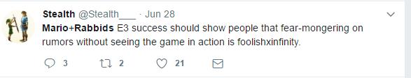 Rabbids Post E3