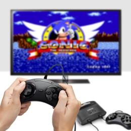 Sega Genesis Classic Game Console (FB8280C)- T.V.