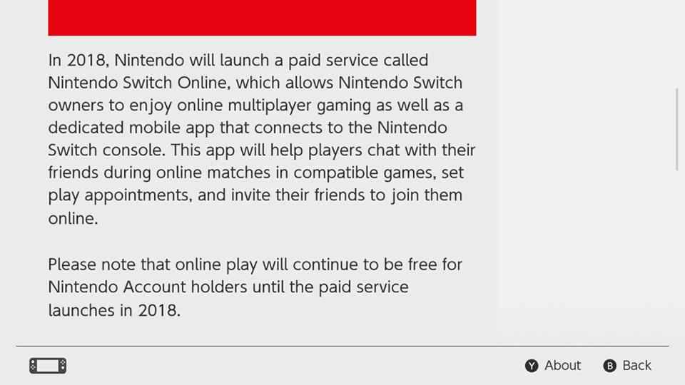 Switch Online 2
