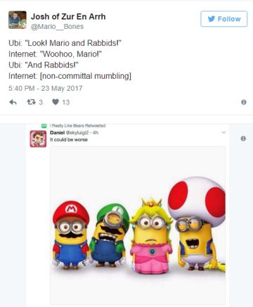 Twitter Minions