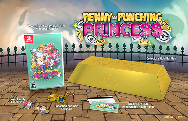 Penny Punching Prince$$