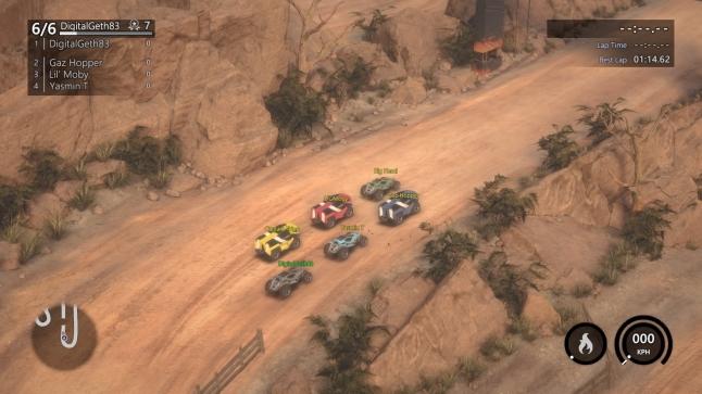 Mantis Burn Racing 3