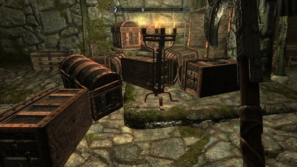 Skyrim Chests 1