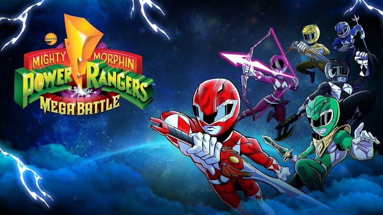 Saban's Mighty Morphin' Power Rangers Mega Battle